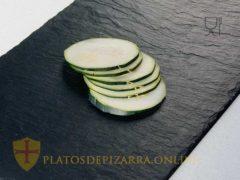 Platos de pizarra para restaurant. Restaurant platos pizarra decorativos. Diseños personalizados de pizarra de León.